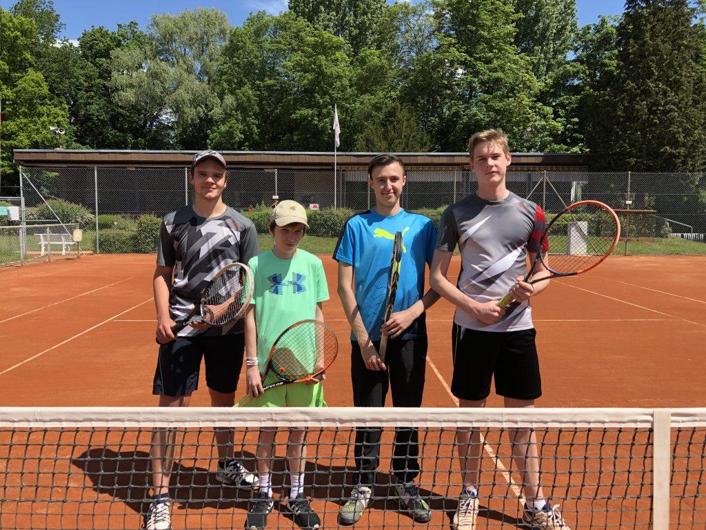 JtfO: Tennis in Besigheim