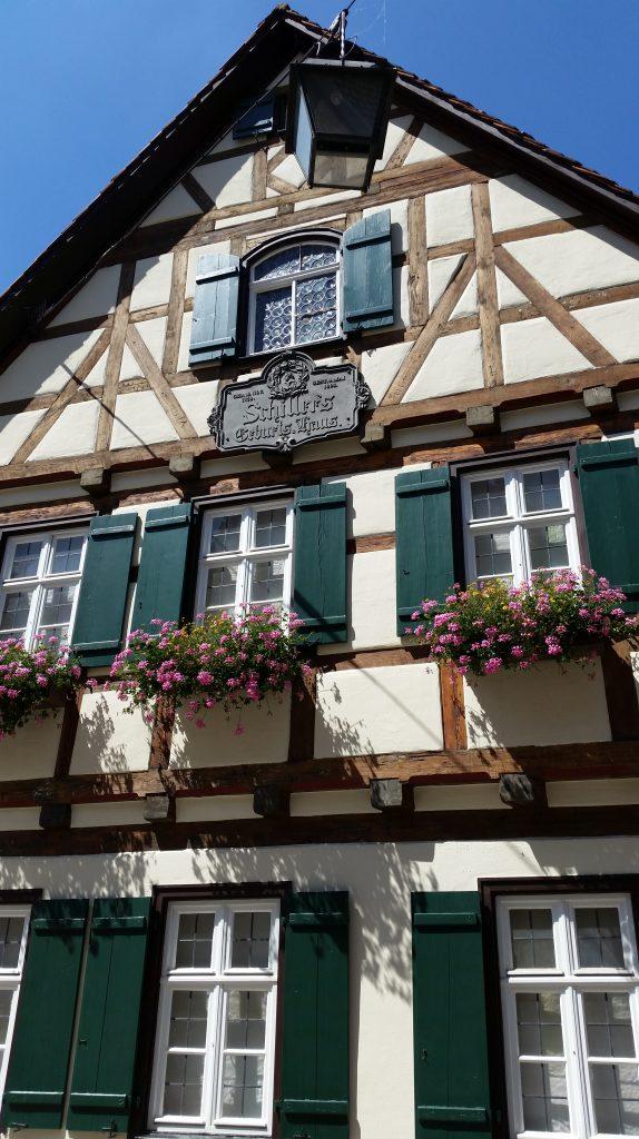 Ausflug nach Marbach