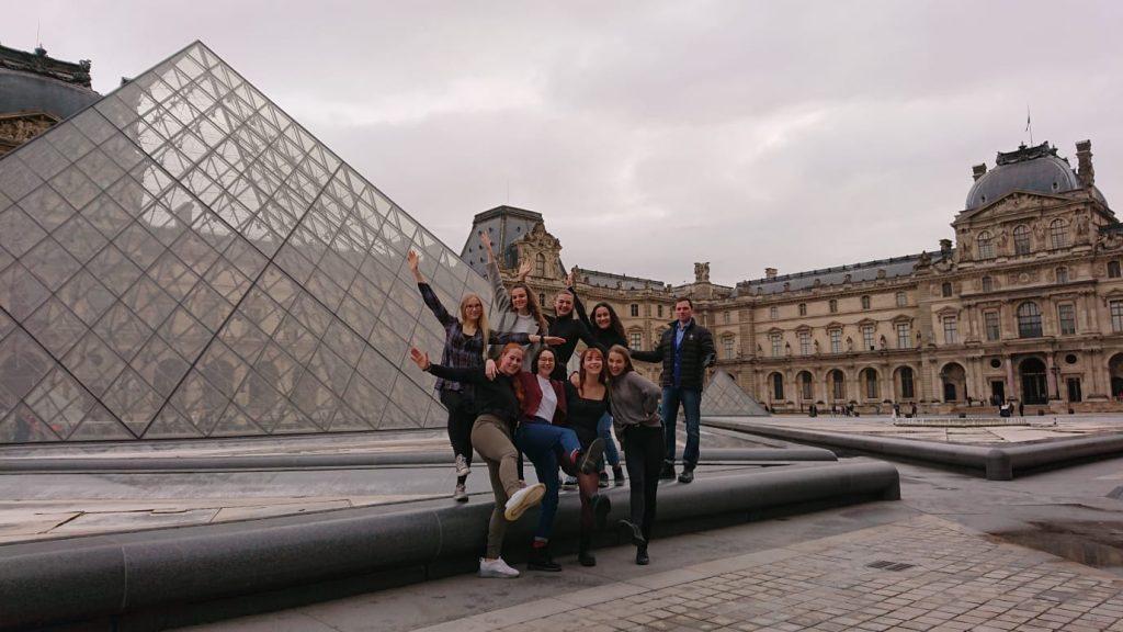 Kunstexkursion nach Paris