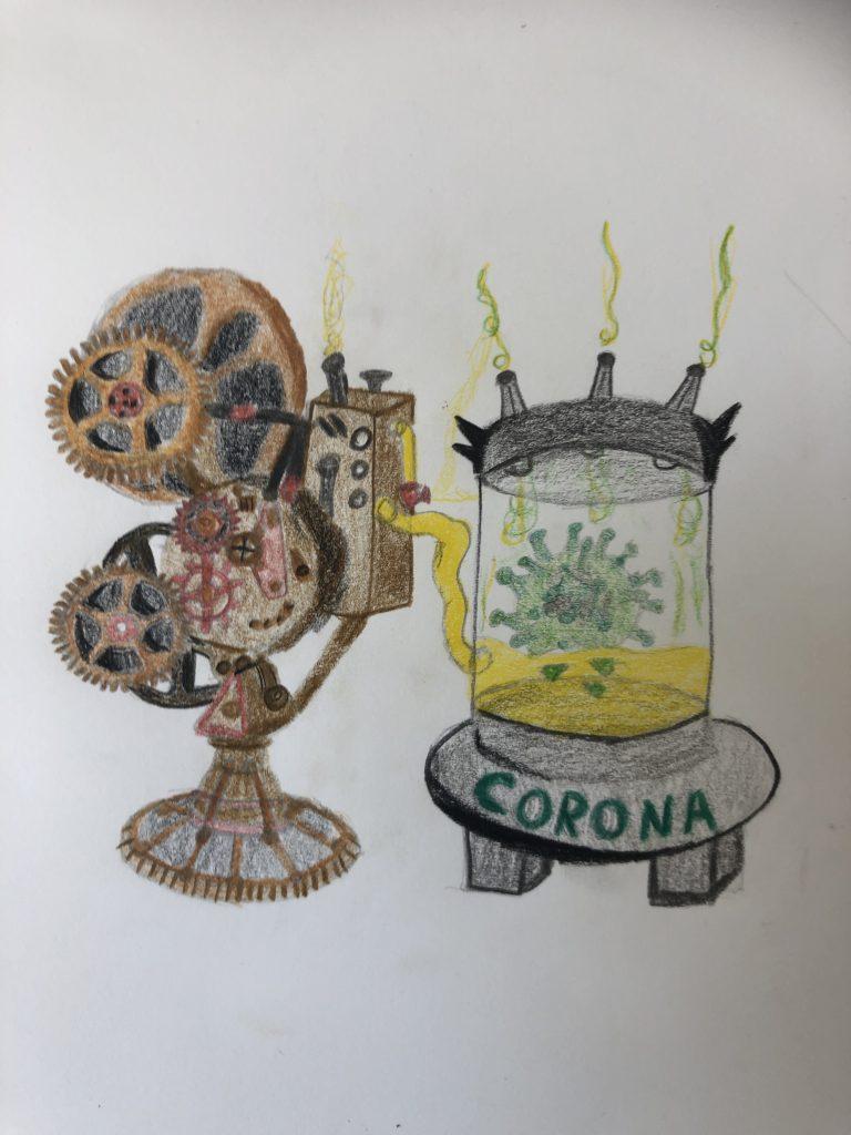 Projekt: Kunstwerke der Woche