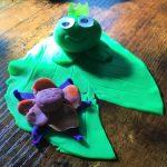 Amelye: Froschkönig