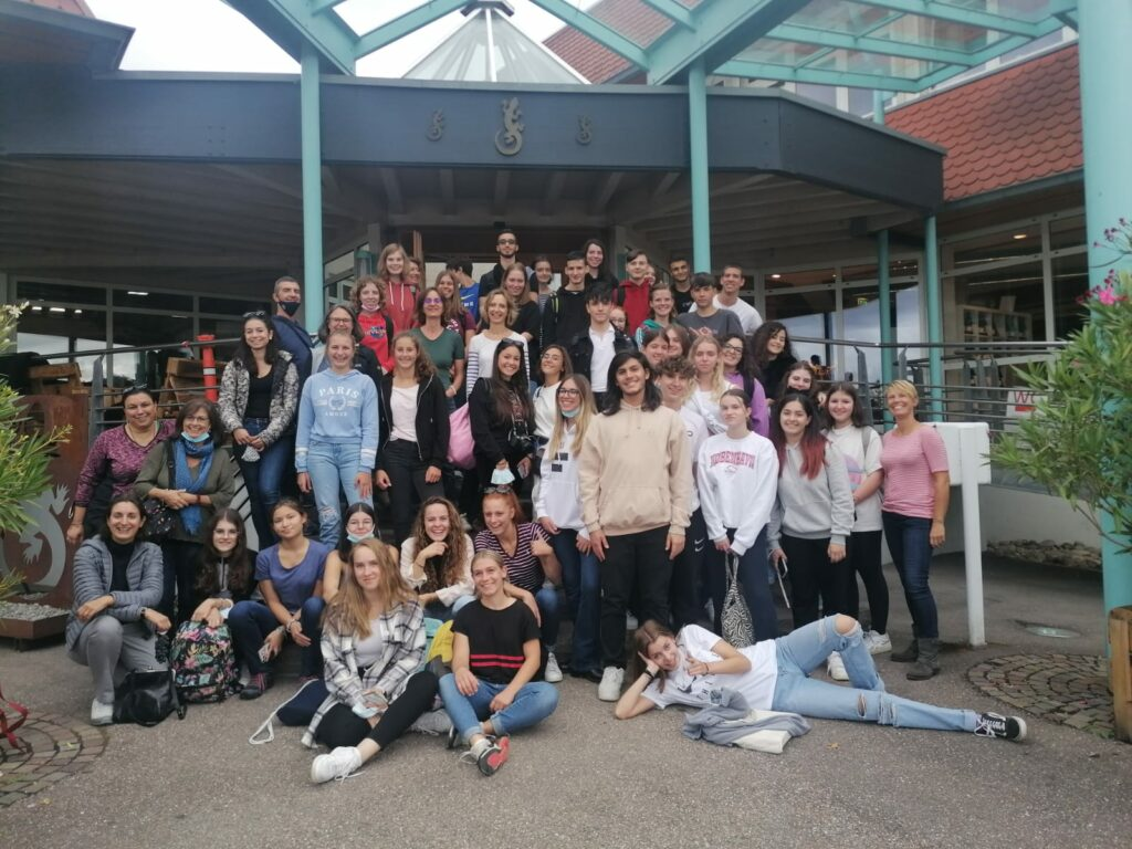 Erasmus+: Gäste aus Ungarn, Frankreich und Italien am CSG